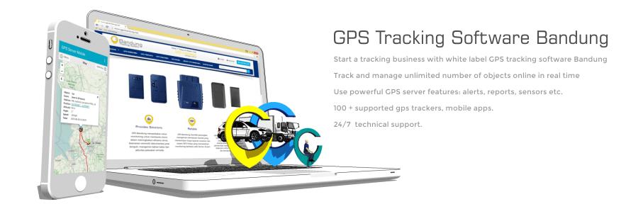 GPS-Server-Medan